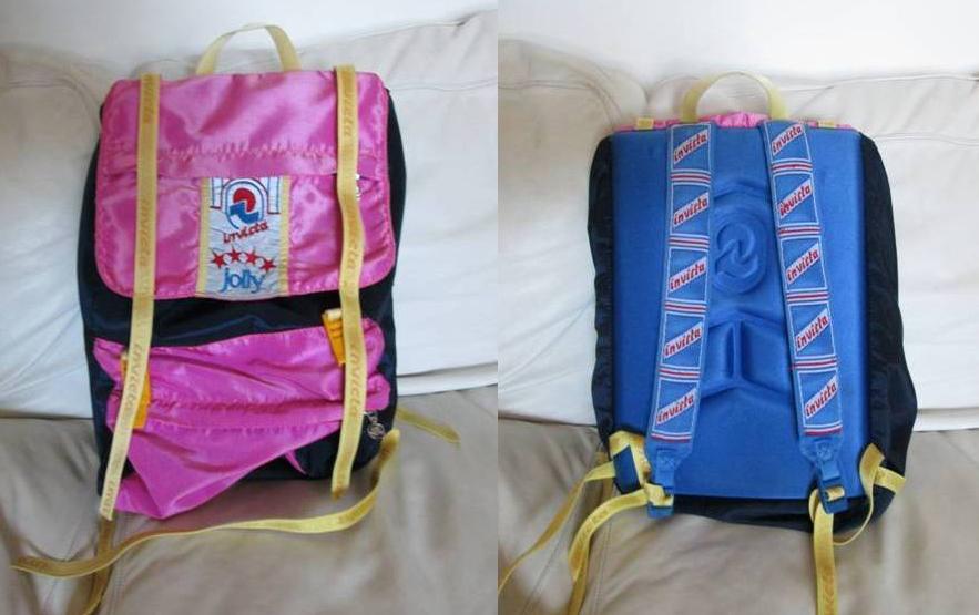 a basso prezzo 30a2a 38fa5 Nostalgia del primo giorno di scuola: gli zainetti anni '80 ...