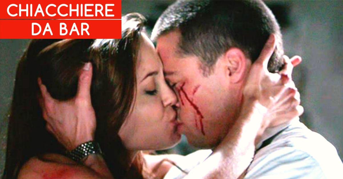 Dal divorzio fra Angelina Jolie e Brad Pitt a Valeria Marini senza trucco nella casa del GF VIP