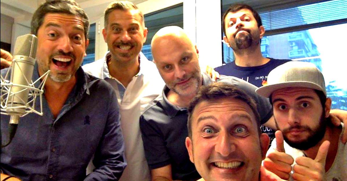 Inizia oggi la nuova stagione dei programmi di Radio Deejay: le chiacchiere da bar del 5 settembre