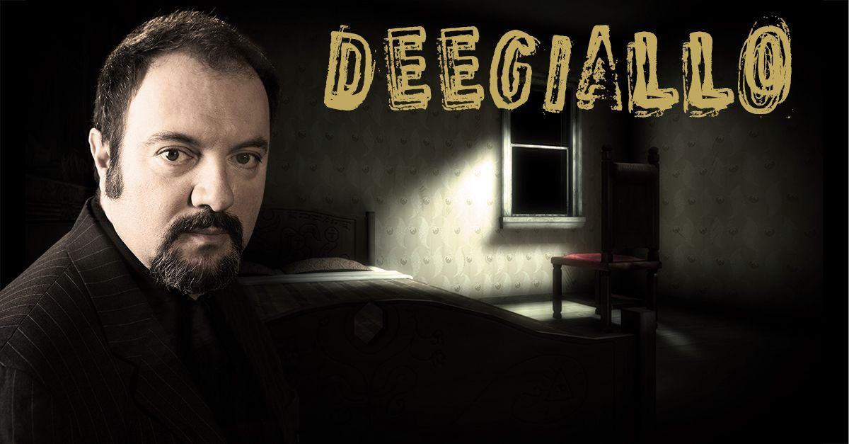 Dee Giallo: Carlo Lucarelli torna su Radio Deejay a indagare i grandi misteri irrisolti