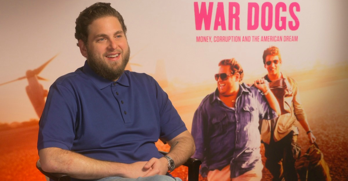 """Jonah Hill: """"Dan Bilzerian è simpatico ma in Trafficanti mi prende a pugni, DiCaprio subirà la mia vendetta"""""""