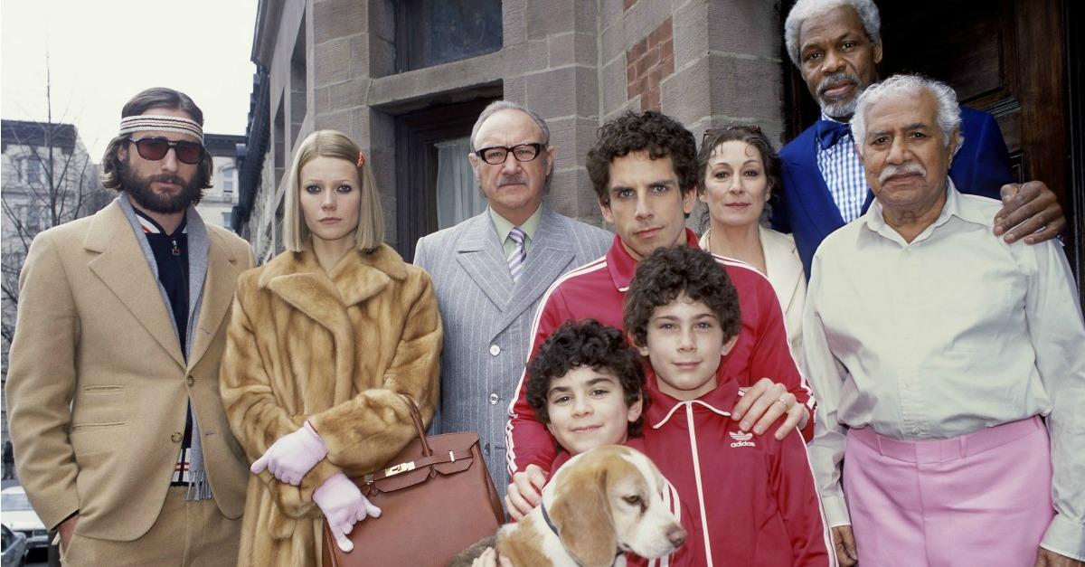 I Tenenbaum compiono 15 anni: 15 curiosità sul film di Wes Anderson