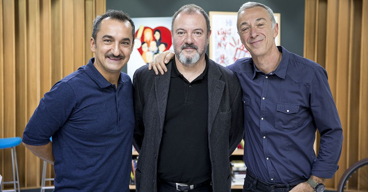 Carlo Lucarelli presenta la nuova stagione di Dee Giallo a DJCI