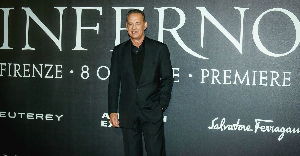 Inferno: per Tom Hanks agli inferi si balla la disco music