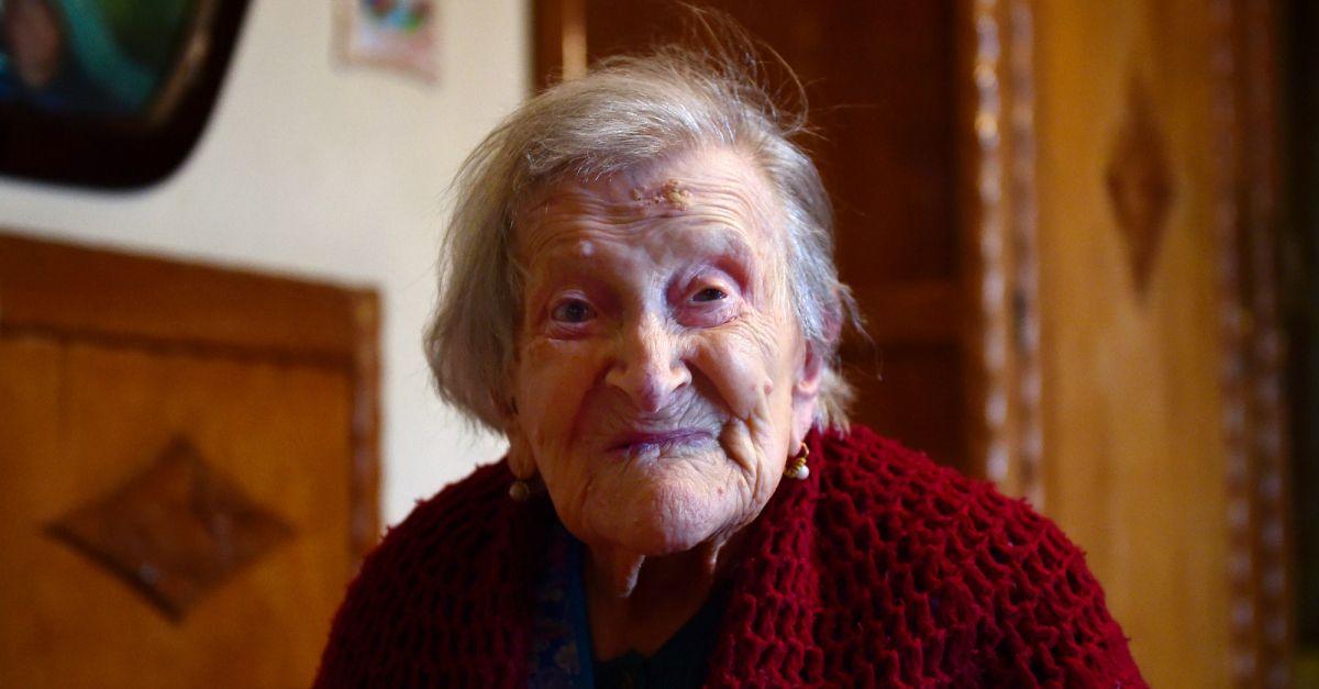 Verbania, buon compleanno nonna Emma! La donna più longeva al mondo compie oggi 117 anni