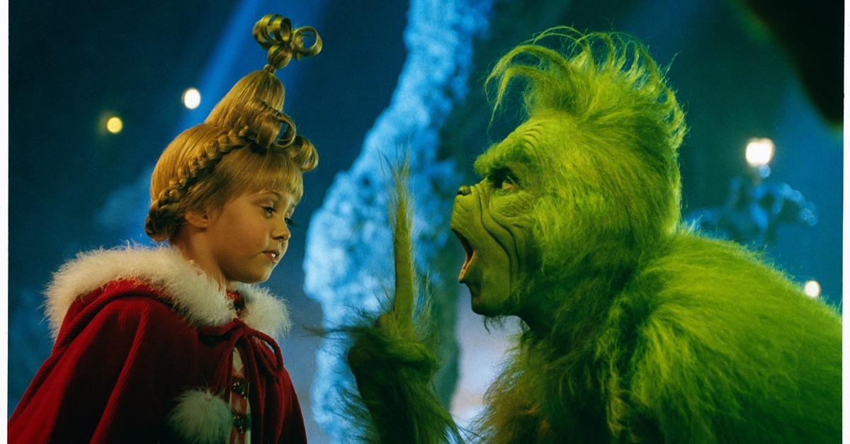 Il Grinch: Ron Howard dirige Jim Carrey in un imperdibile classico del Natale
