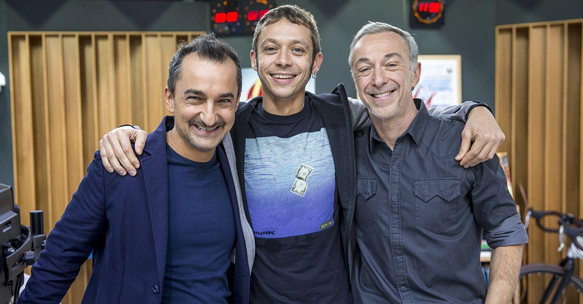 """""""Dopo 4 anni adesso sono single"""", Valentino Rossi si racconta a DJCI"""