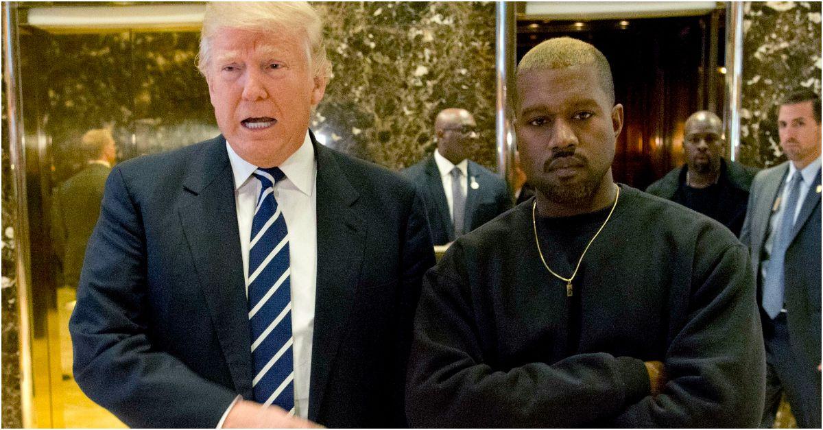 Kanye West e Donald Trump: l'incontro a New York