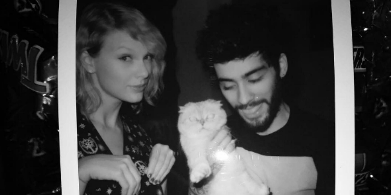 """Taylor Swift e Zayn Malik insieme per """"Cinquanta Sfumature di Nero"""": la nuova canzone"""