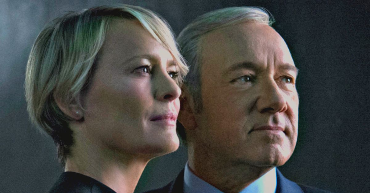 House Of Cards. La sesta stagione continuerà senza Kevin Spacey: il potere passa a Claire Underwood