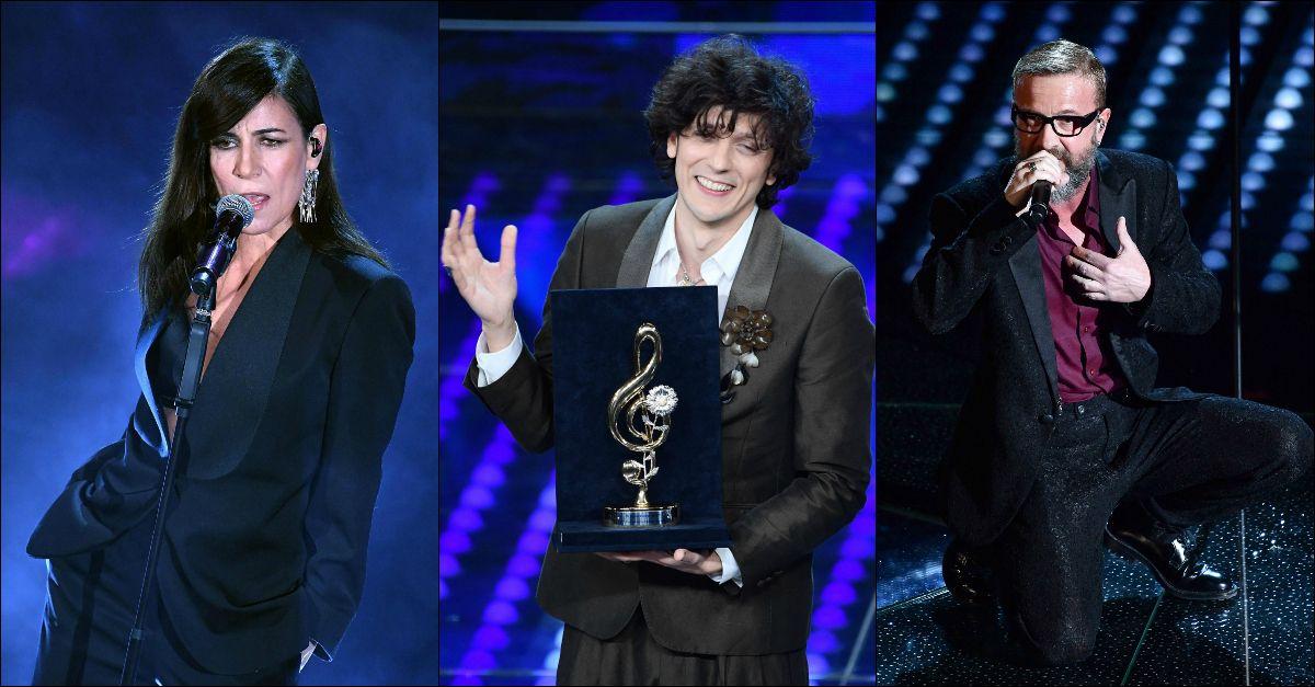 Ermal Meta, Paola Turci e Marco Masini: ascolta le cover vincenti nella 3ª serata di Sanremo
