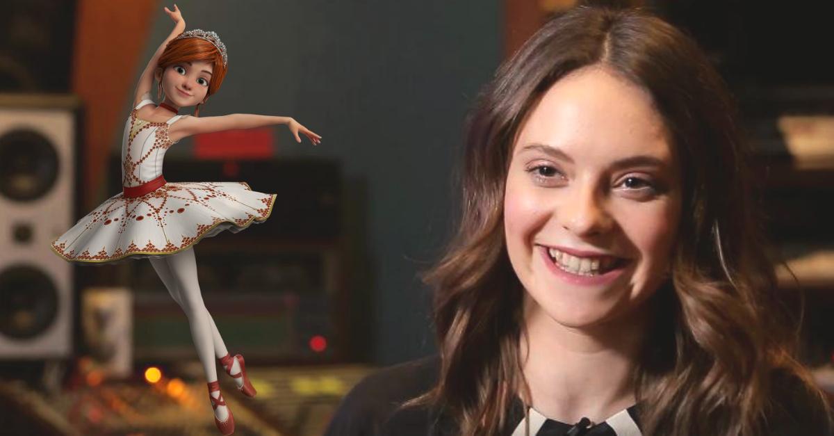 """Francesca Michielin canta """"Tu sei una Favola"""": il backstage esclusivo di """"Ballerina"""" il film"""