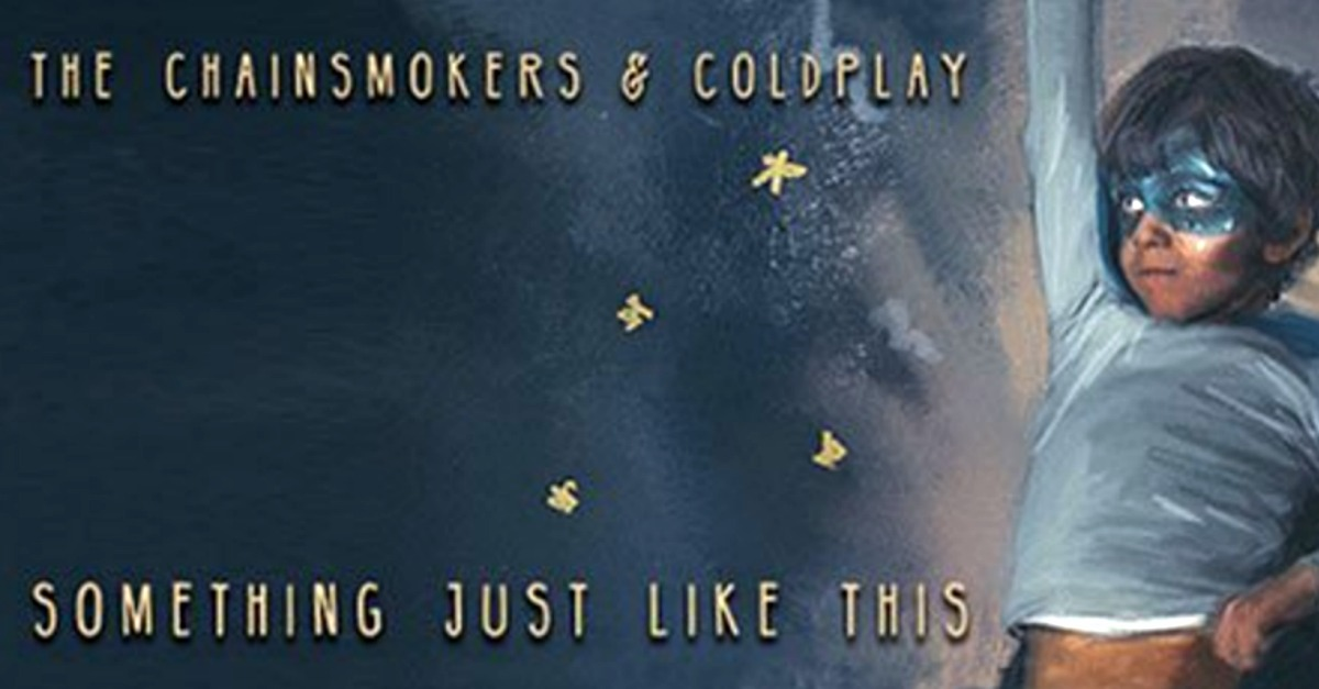 """Coldplay e Chainsmokers insieme per una nuova canzone: ascolta """"Something Just Like This"""""""
