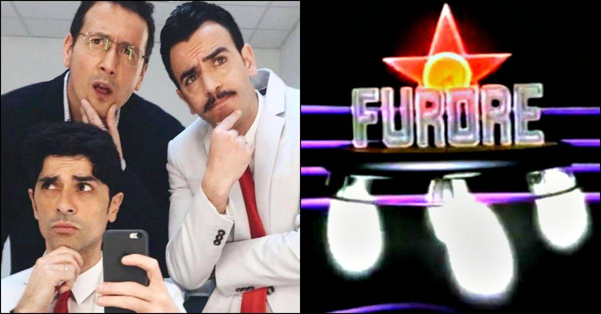 """""""Furore"""" torna in TV con Alessandro Greco e due conduttori d'eccezione"""