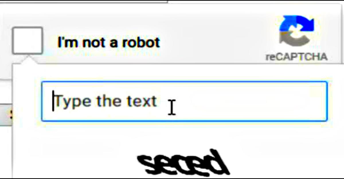 """Google, addio CAPTCHA: non dovremo più """"dimostrare di non essere un robot"""""""