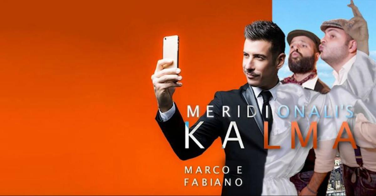 """""""Meridionali's Kalma"""": la parodia 'made in sud' della hit di Francesco Gabbani"""