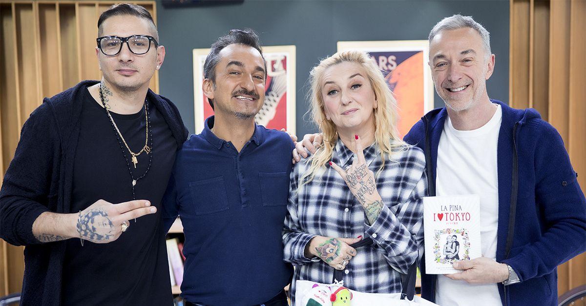 """""""Andare in Giappone fa bene"""" La Pina ed Emiliano Pepe presentano il libro 'I Love Tokyo' DJCI"""