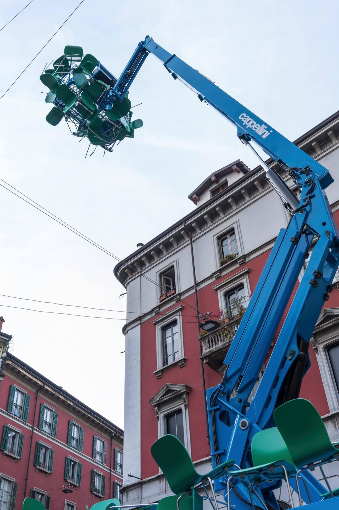 migliore vendita calda genuina originale più votato Milano Design Week 2017, The Cappellini Temporary Tower di ...