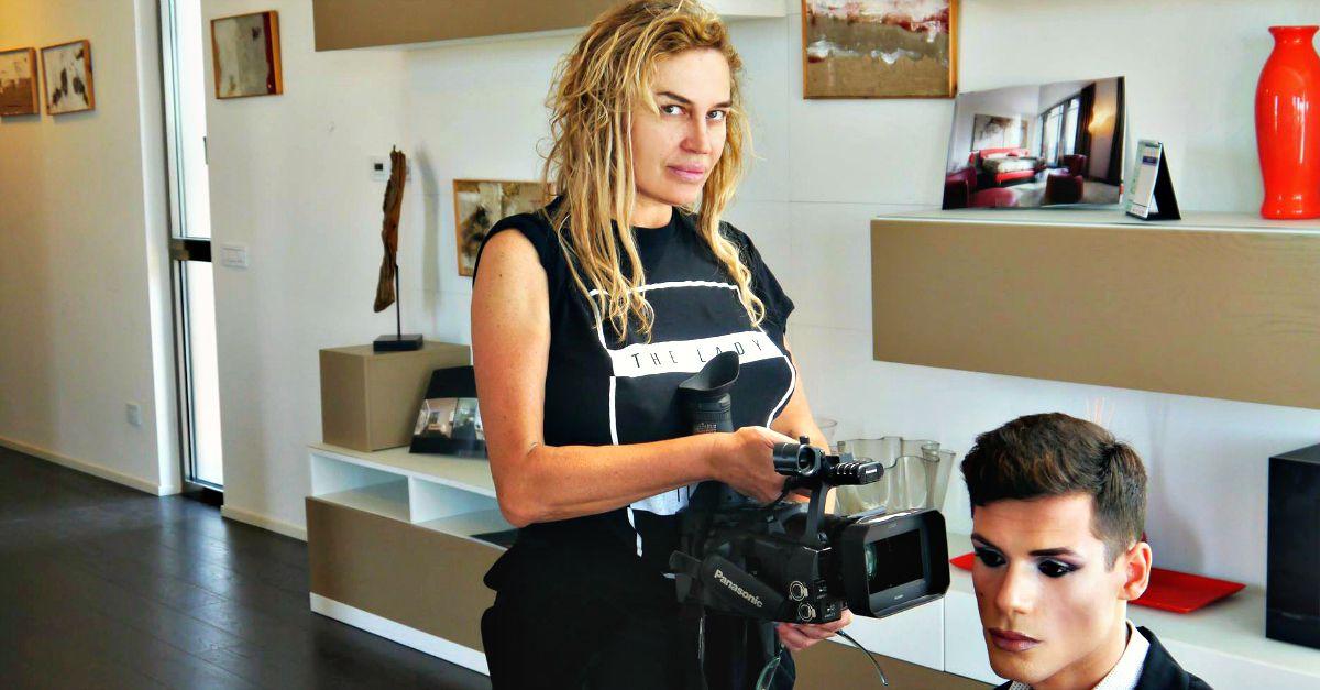"""Chiude """"The Lady"""": l'ultima puntata della webserie di Lory Del Santo online settimana prossima"""