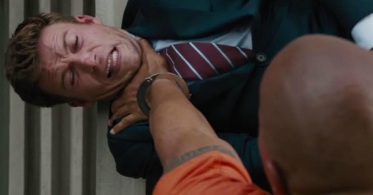 Fast and Furious 8, l'anteprima: The Rock appende al muro il figlio di Clint Eastwood