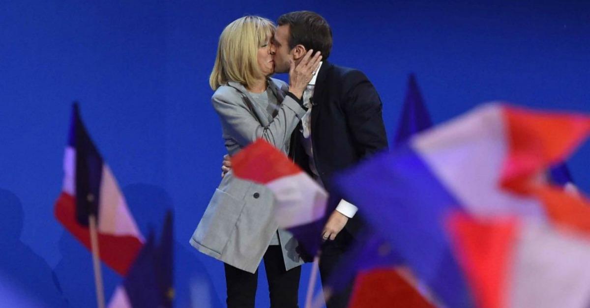 La differenza d'età in questa famosa coppia è la stessa di Macron e Brigitte, ma non fa notizia