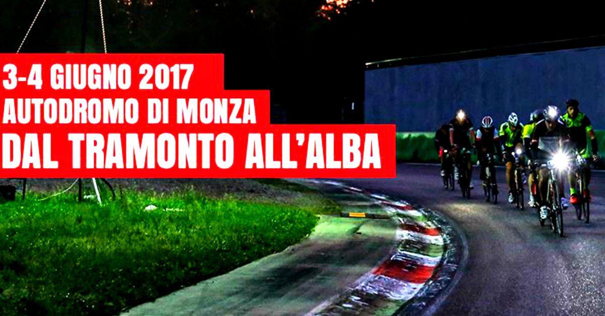 12h Cycling Marathon 2017: una notte tutta da pedalare