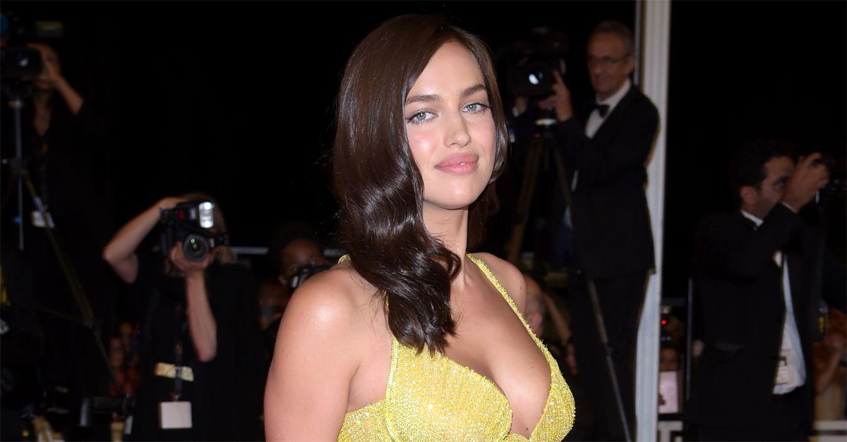 Cannes 2017, la neomamma Irina Shayk incanta il Red Carpet (senza Bradley)