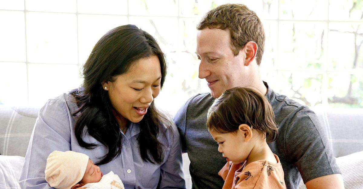 Mark Zuckerberg, la lettera alla seconda figlia contiene le speranze di ogni papà