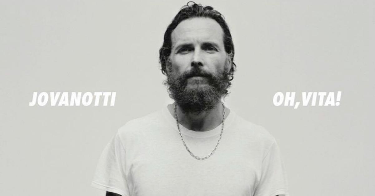 Jovanotti annuncia il titolo del nuovo disco e l'uscita del primo singolo