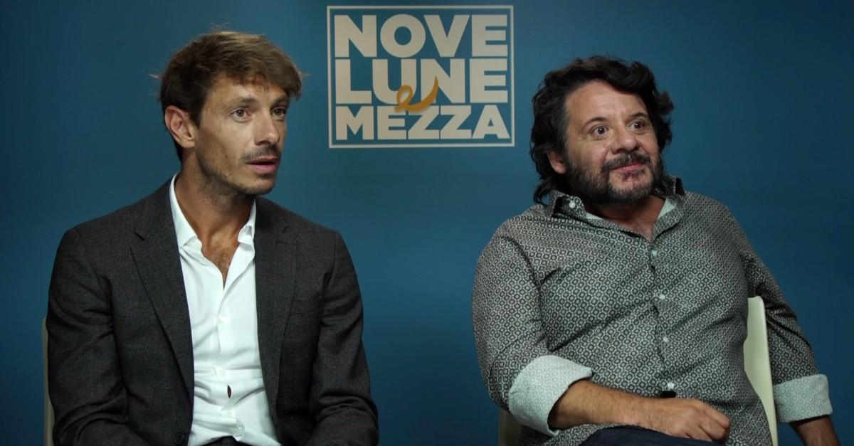 Mamme Pancine, Lillo e Giorgio Pasotti commentano il fenomeno delle mamme pancine