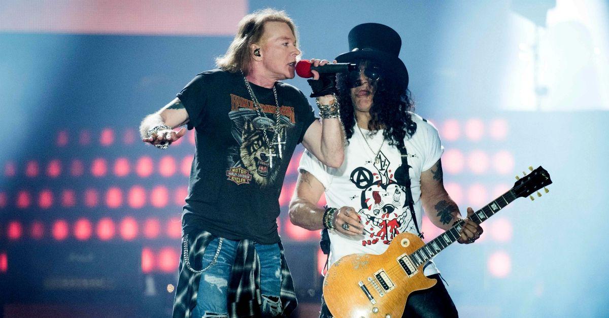 Firenze Rock, sorpresa al concerto dei Foo Fighters: sul palco salgono i Guns N' Roses