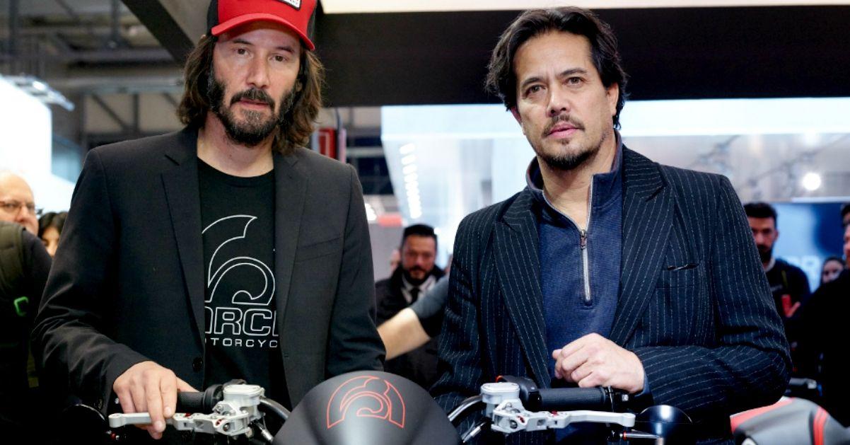 EICMA: Keanu Reeves, Gabbani e Guido Meda fra i ritratti d'autore della fotografa Monica Silva