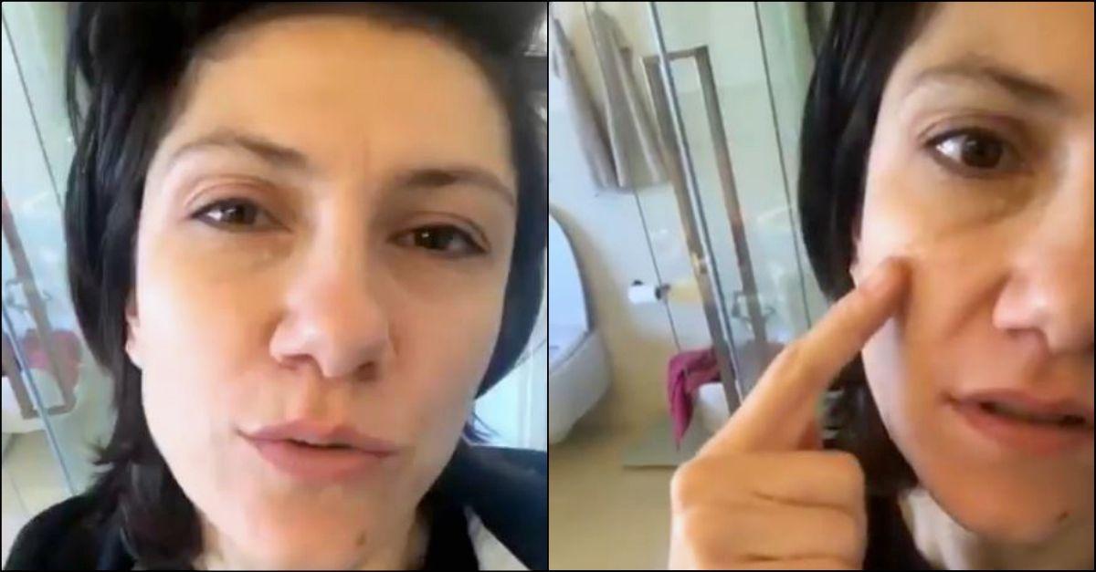 """Elisa compie 40 anni. Il video con il segno del lenzuolo: """"Sono le ultime bravate"""""""