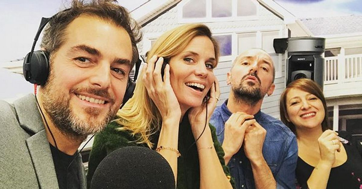 """Daniele Bossari e Filippa Lagerback: """"Enzo Miccio sta organizzando il nostro matrimonio"""""""