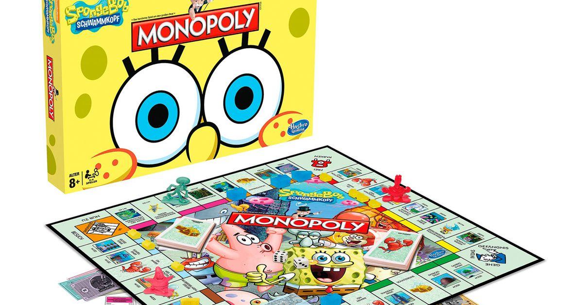 Monopoly, ecco le versioni più strane: da Spongebob a quella dedicata a Napoli