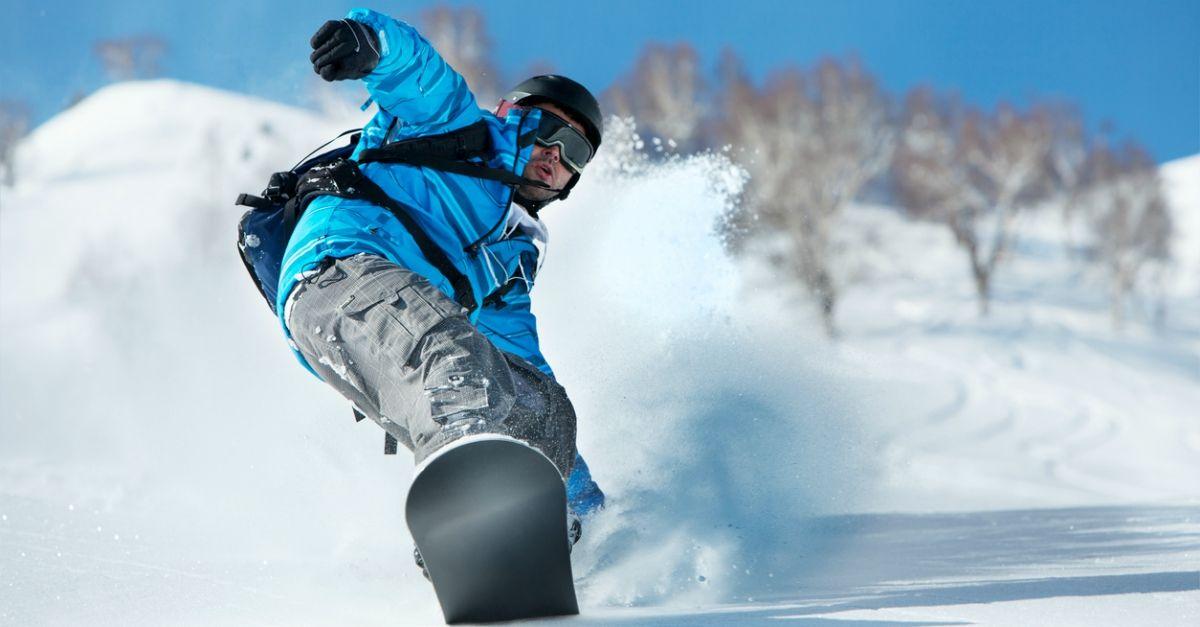 Snowboard in Italia: le 10 località migliori per chi ama fare surf sulla neve