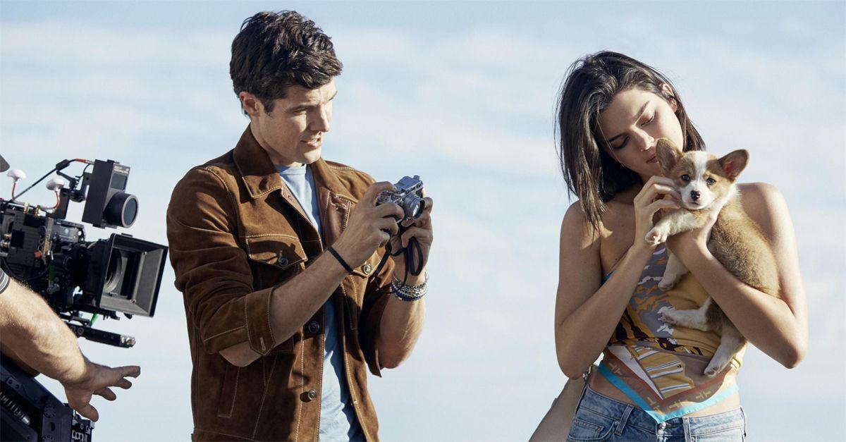 Il ballerino e la modella: Roberto Bolle danza con Kendall Jenner per Tod's