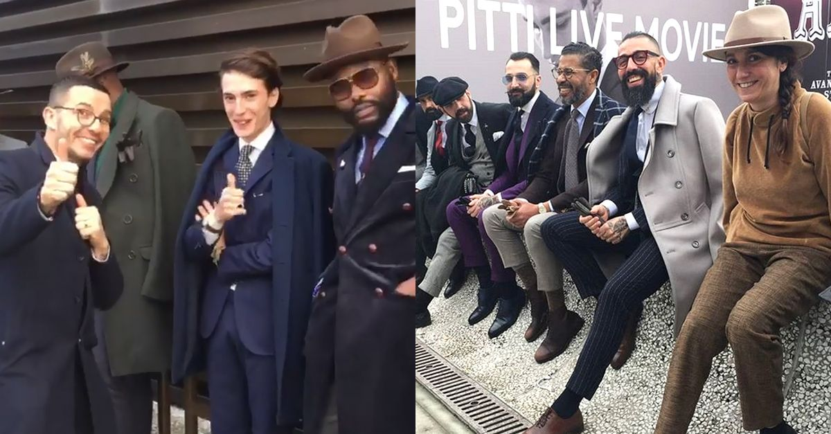 Diego e La Vale in missione per Mini a Pitti Uomo: lui cerca 'l'uomo più fashion', lei 'il fidanzato'