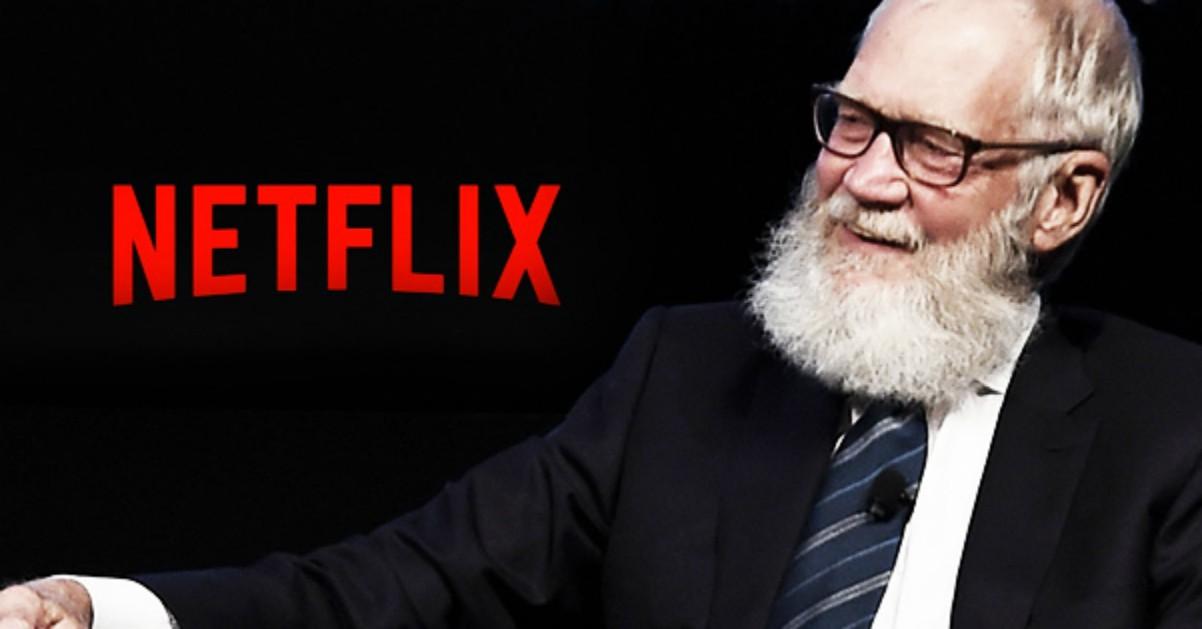 Il ritorno di David Letterman: lo show su Netflix con super ospiti