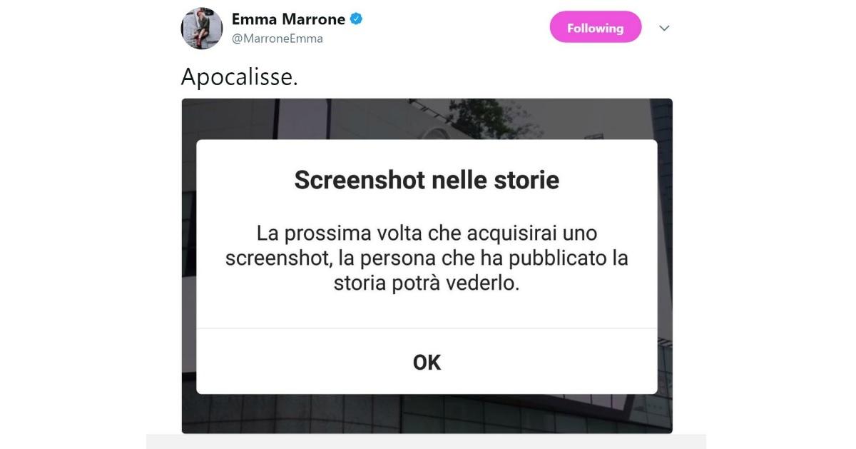 Come fare gli screenshot nelle storie Instagram senza far partire la notifica