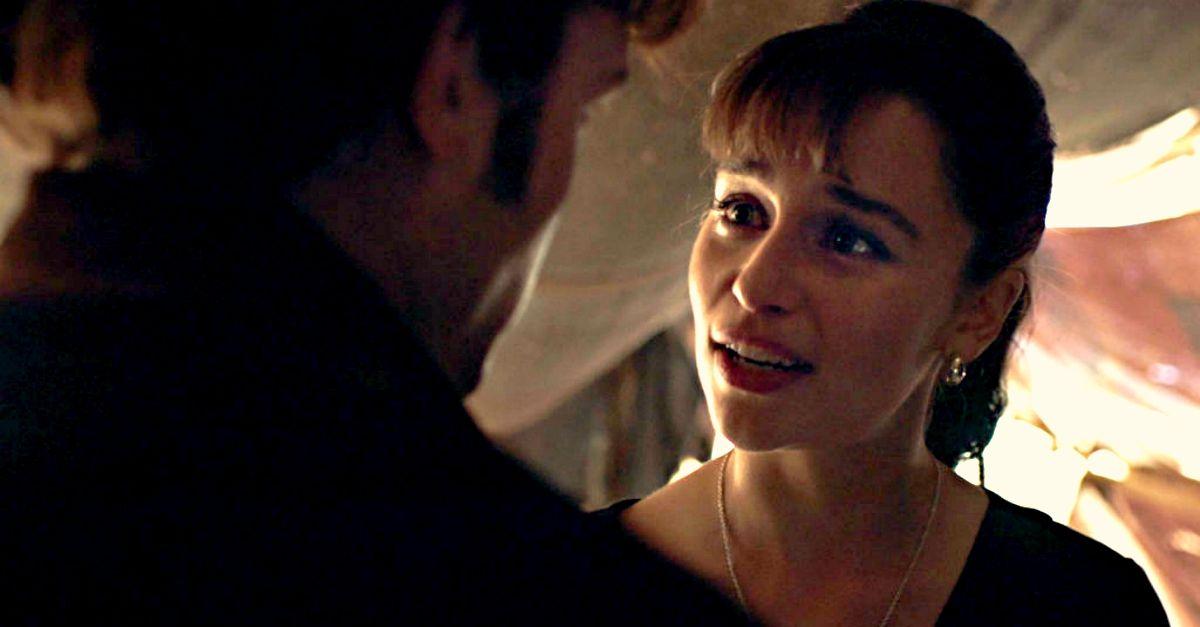 Emilia Clarke, Han Solo giovane e il Millennium Falcon nuovo: lo spin-off di Star Wars
