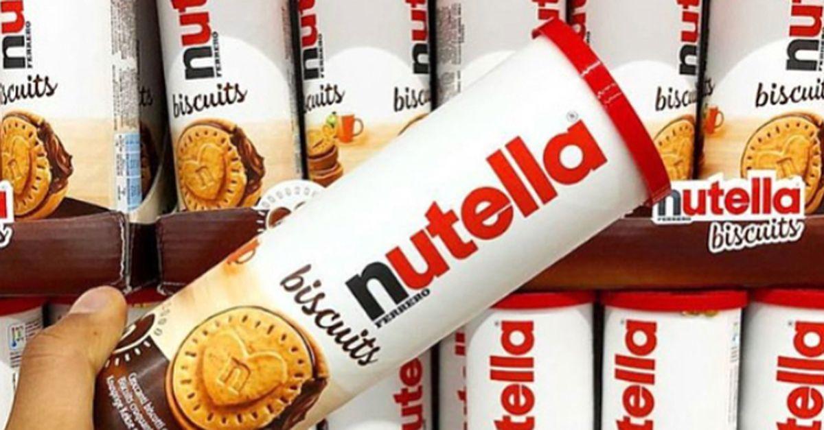 Nutella Biscuits: i biscotti che stavate cercando diventano realtà