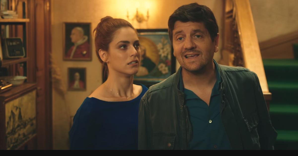 Metti la nonna in Freezer: il trailer della commedia con Miriam Leone e Fabio De Luigi