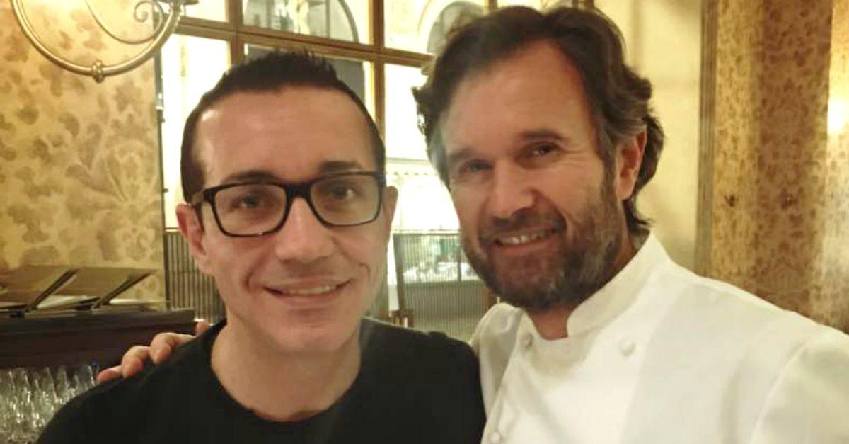 """16€ per la pizza """"gourmet"""" di Cracco. Bocciata sui social, Gino Sorbillo la difende"""