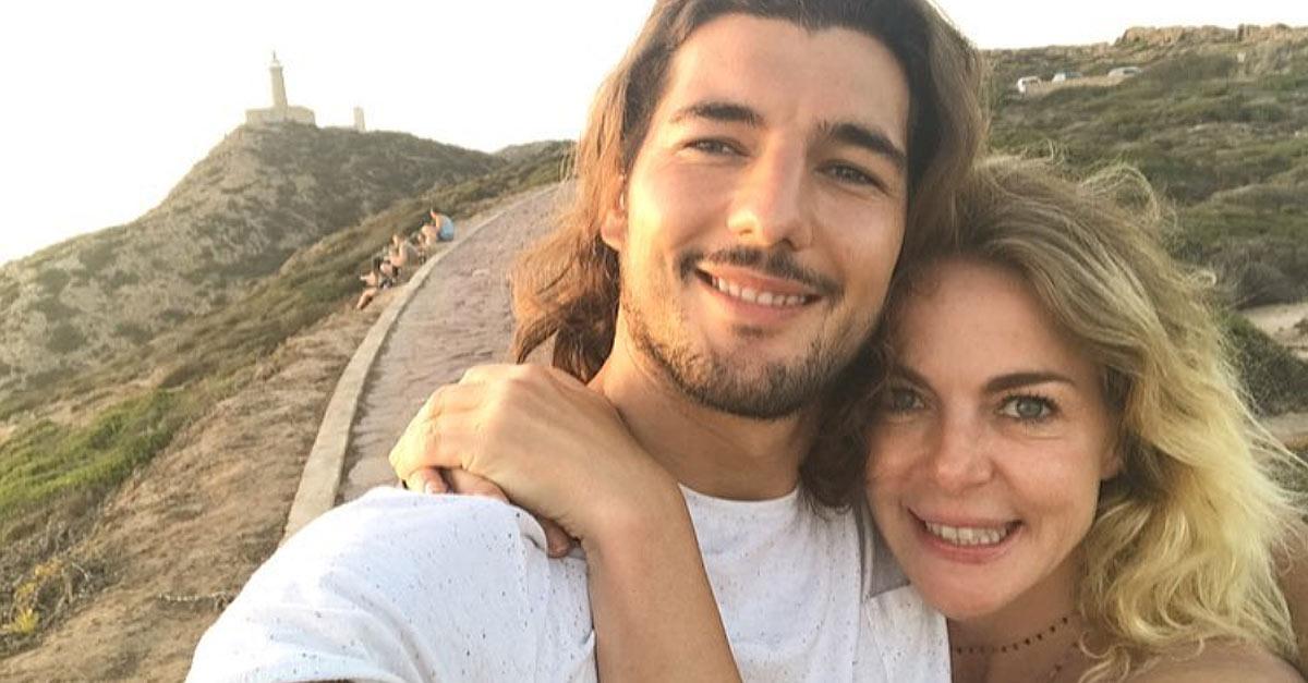 """Andrea Preti: """"Claudia Gerini mi ha lasciato, sto malissimo. Ha detto di essere in crisi esistenziale"""""""