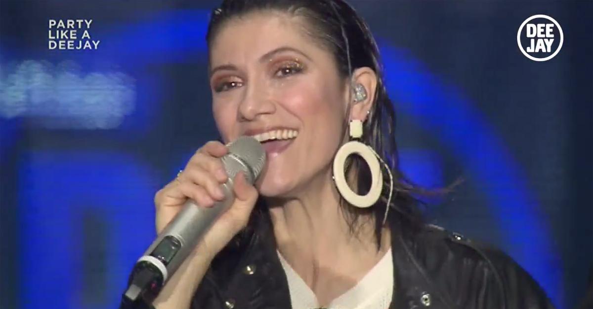 """Party Like a Deejay. Elisa fa cantare l'Arena con """"Tanti Auguri"""""""