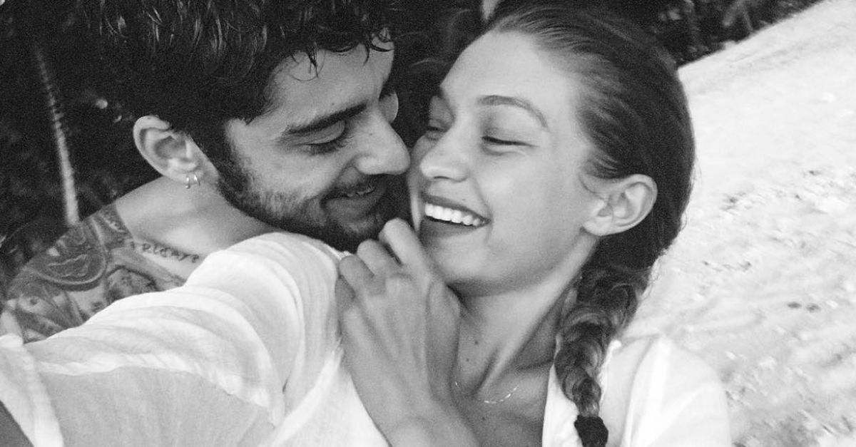"""Gigi Hadid e Zayn Malik si sono lasciati, l'annuncio su Twitter: """"Restiamo amici"""""""