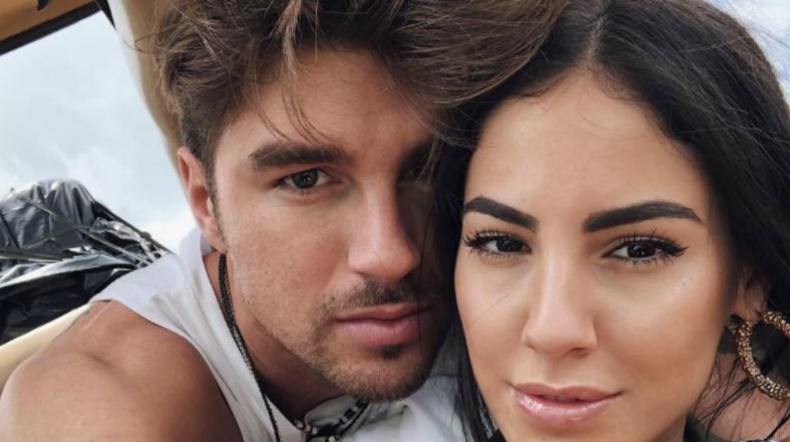 Giulia De Lellis annuncia la fine della relazione con Andrea Damante. La risposta di lui su Instagram