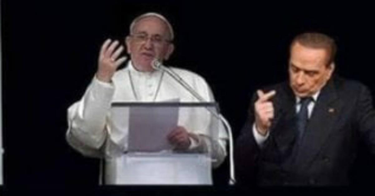 Berlusconi show alle Consultazioni: i meme più divertenti, dal Padre Nostro al Gioca jouer