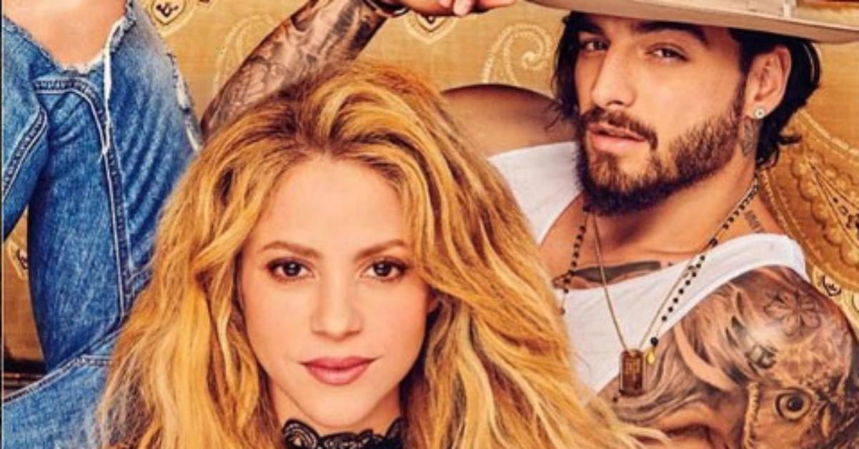 Chi è il bel ragazzo nella foto con Shakira?